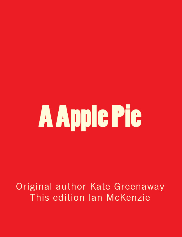 A Applw Pie front cover